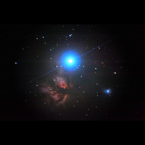 NGC 2024 Flame Nebula