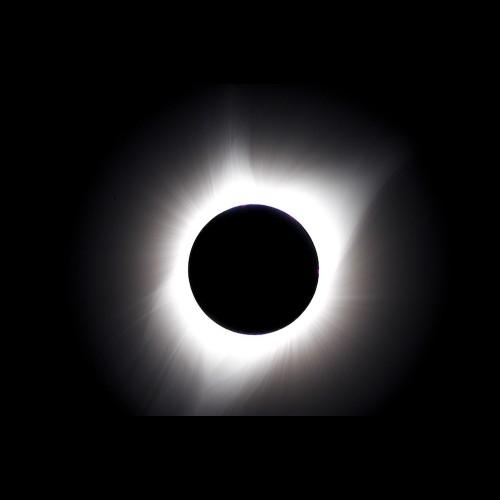 Solar Corona of Eclipse 2017